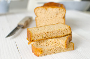 Pain de mie/cake salé paléo low carb [recette paléo]