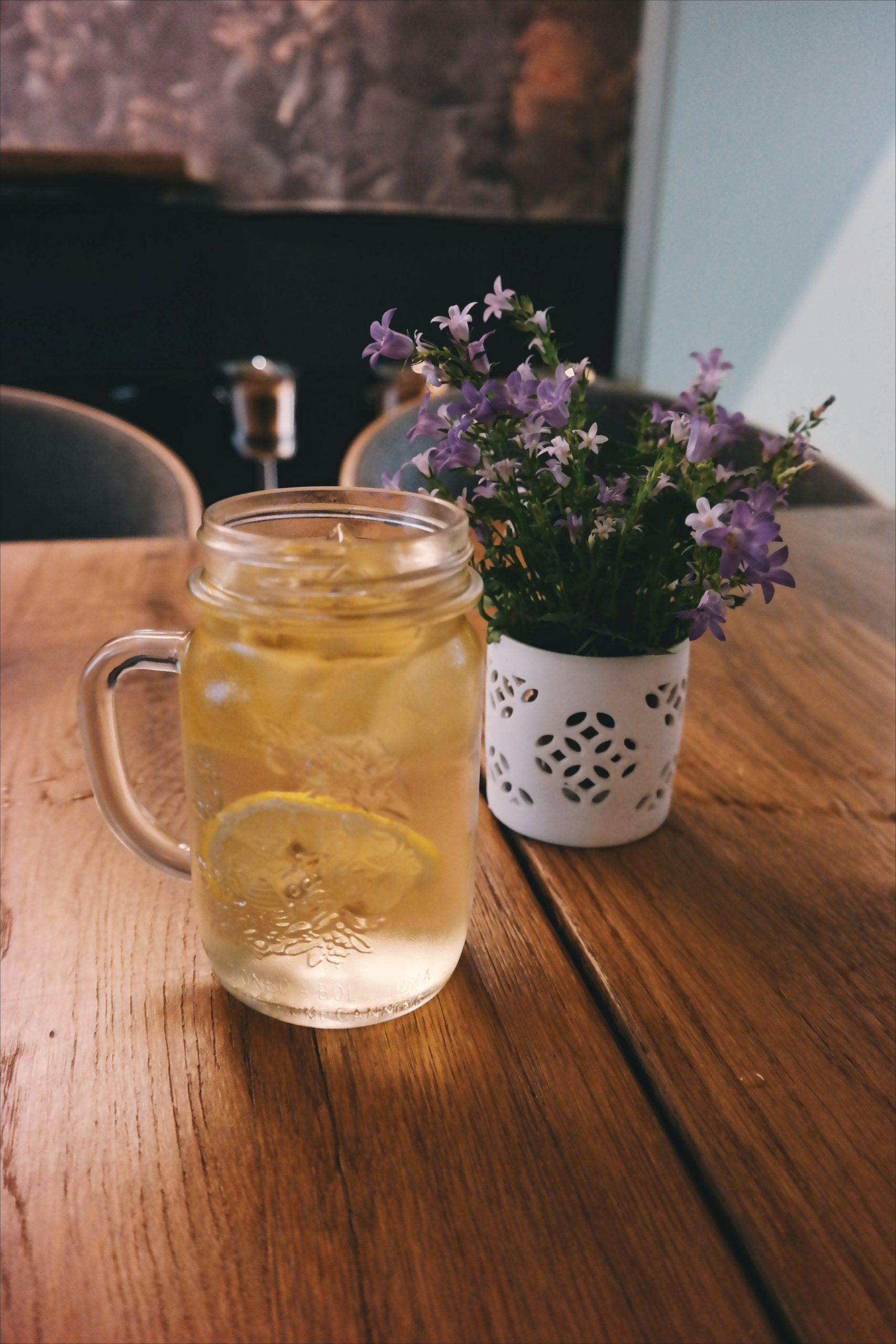 Limonade low carb (ou citronnade)
